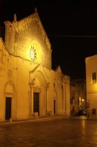 Chiesa San Francesco di notte