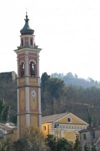 Chiesa di Sesta Godano
