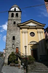 Chiesa di Rocchetta di Vara
