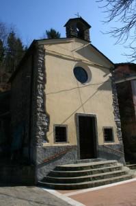 Chiesa di Memola (Comune di Beverino)