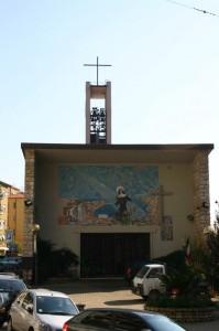 La Spezia: Santuario di S. Rita