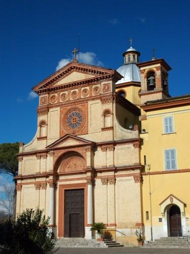 Ceprano - Madonna del Carmine a Ceprano