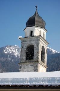 il campanile di Bondo