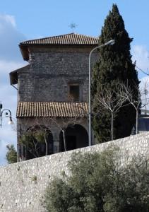 Rocca d'Arce - San Rocco