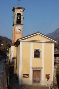 la chiesa di Agrone