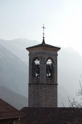 Cimego - campanile di San Martino