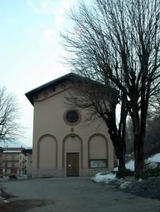 Chiesa di Ponte Arche