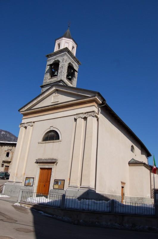 ''chiesa di Cavrasto'' - Bleggio Superiore