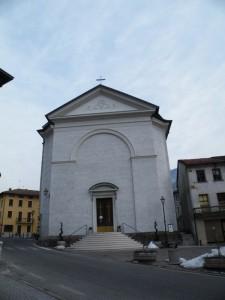 chiesa di Barcis