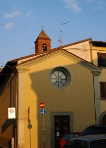 Terranuova Bracciolini - San Biagio ai Mori