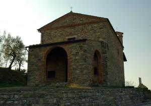 Civitella in Val di Chiana - Oratorio di Santa Maria di Mercatale