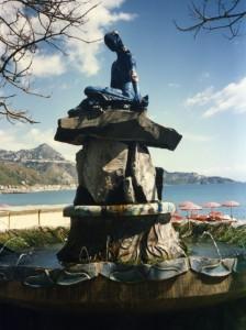 Fontana a Giardini Naxos