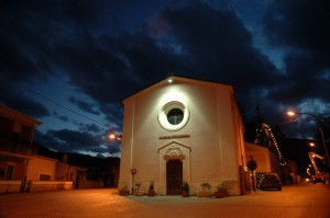 Prezza - Campo di Fano - Santa Maria del Perpetuo Soccorso