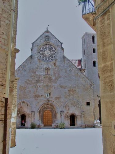 Ruvo di Puglia - Duomo e campanile