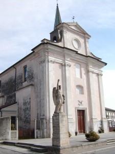 Chiesa di Mereto di Tomba..