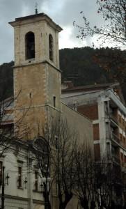Tagliacozzo - Chiesa dell'Annunziata