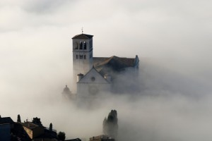 San Francesco delle nuvole