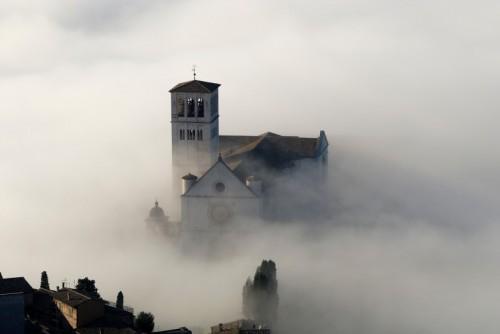 Assisi - San Francesco delle nuvole