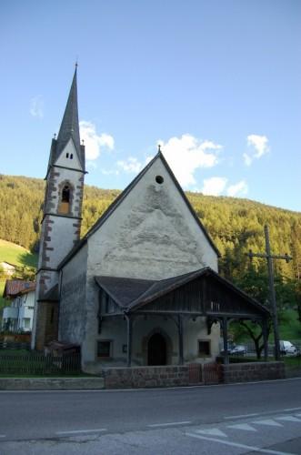 Sarentino - chiesa di Villa