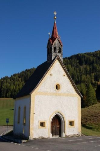 Vipiteno - chiesetta a Calice