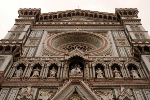 Firenze - Santa Maria del Fiore verso il cielo