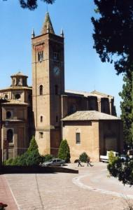 Monte -oliveto Maggiore