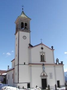 Chiesa di Santo Spirito ad Avaglio..