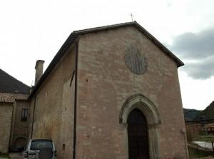 Cerreto di Spoleto - Borgo Cerreto - San Lorenzo