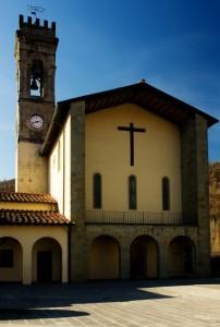 San Martino a Rassina  Facciata