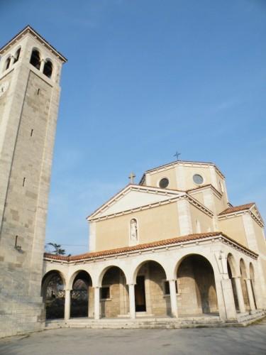 Duino-Aurisina - chiesa in San Giovanni in Duino