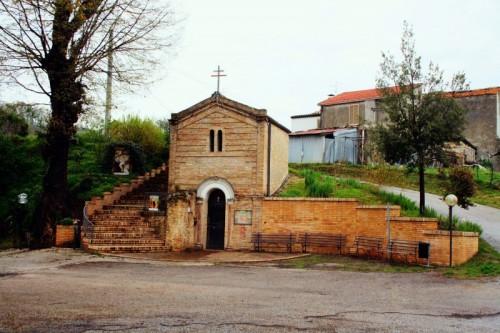 Bucchianico - Chiesa di S.Camillo alla calcara