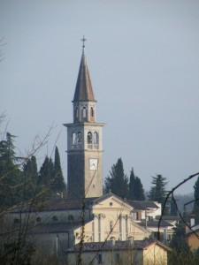 chiesetta di Sagrado