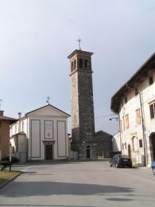 chiesa di Silvella