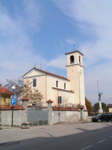 chiesa di Tesis