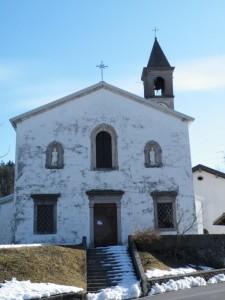 chiesa di Verzegnis
