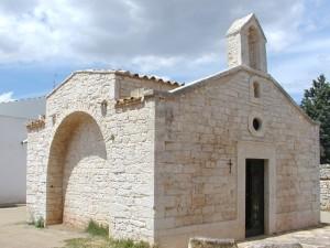 Cappella Privata in Masseria Macchie-Laudati
