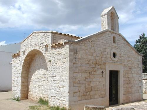 Cassano delle Murge - Cappella Privata in Masseria Macchie-Laudati