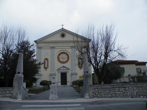 Budoia - chiesa S.Maria Maggiore