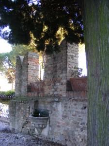 Fontanella nella spianata del Castello