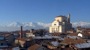 Romano Canavese - Chiesa dei Santi Pietro e Solutore