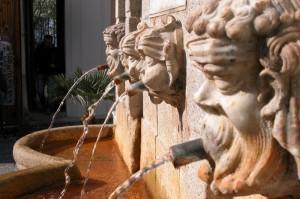 Fontana Garibaldi detta anche Fontana Vecchia
