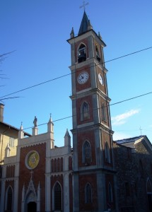 San Pietro in Vincoli a Lanzo