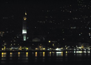 Lecco by night 2