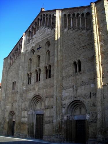 Pavia - San Michele nel blu