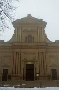 Moretta - Santuario della Madonna del Pilone