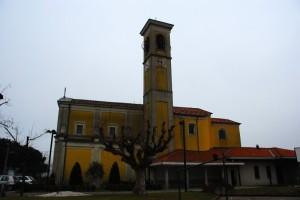 Chiesa di S.Vittore-Vista laterale-