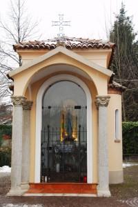 "Cappellina della Madonna del "" Burghett """
