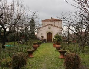 Santuario del Crocifisso (ospitalità anche agli uccellini)