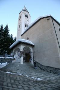 chiesetta di courmayeur