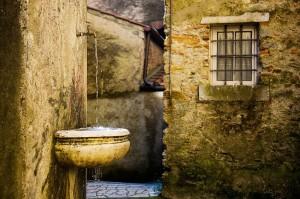 La fontanina Misteriosa ……………………………….